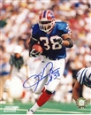 Shawn Bryson Autographed Buffalo Bills 8x10 Football Photo