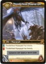 WoW Azeroth Single Thunderhead Hippogryph (HoA-LOOT2) Unscratched Loot