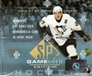 2006/07 Upper Deck SP Game Used Hockey Hobby Box