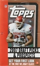 2007 Topps Draft Picks & Prospects Football Hobby Box
