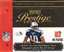 2007 Playoff Prestige Football Hobby Box