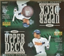 2007 Upper Deck 1st Edition Baseball 36 Pack Box