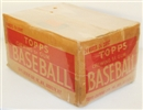 1952 Topps Baseball High Number Empty Case - WOW!!!!