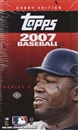 2007 Topps Series 2 Baseball Hobby Box