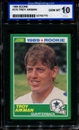 1989 Score Football #270 Troy Aikman Rookie ISA 10 (GEM MT) *0770