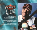 2007 Fleer Ultra SE Baseball Hobby Box