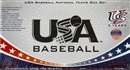 2007 Team USA Baseball Factory Set (Box)