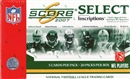 2007 Score Select Football Hobby Box