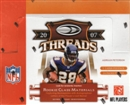 2007 Donruss Threads Football Hobby Box