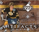 2007/08 Upper Deck Artifacts Hockey Hobby Box
