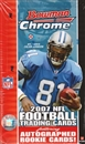 2007 Bowman Chrome Football Hobby Box