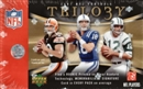 2007 Upper Deck Trilogy Football Hobby Box