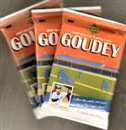 2007 Upper Deck Goudey Baseball Hobby Pack