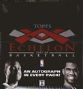 2007/08 Topps Echelon Basketball Hobby Box