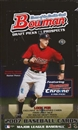 2007 Bowman Draft Picks & Prospects Baseball Hobby Box