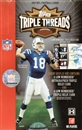 2007 Topps Triple Threads Football Hobby Box