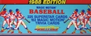 1988 Sportflics Baseball Factory Set