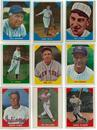1960 Fleer Baseball Complete Set (EX+)