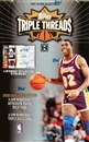 2007/08 Topps Triple Threads Basketball Hobby Box