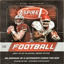 2008 Sage Aspire Football Hobby Box
