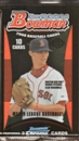 2008 Bowman Baseball Hobby Pack