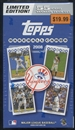 2008 Topps New York Yankees Baseball Team Set