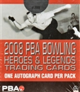 2008 Rittenhouse Heroes & Legends PBA Bowling Hobby Box