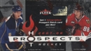 2007/08 Fleer Hot Prospects Hockey Hobby Box