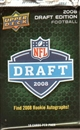 2008 Upper Deck Draft Edition Football Hobby Pack