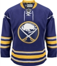 Buffalo Sabres Reebok Navy Edge Jersey (Size Authentic 56)