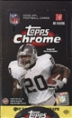 2008 Topps Chrome Football Hobby Box
