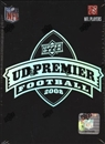 2008 Upper Deck Premier Football Hobby Box