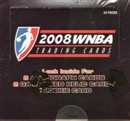 2008 Rittenhouse WNBA Basketball Hobby Box