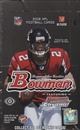2008 Bowman Football Hobby Box