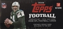 2008 Topps Football Factory Set (Box)