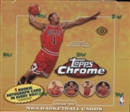 2008/09 Topps Chrome Basketball Hobby Box