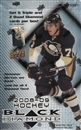 2008/09 Upper Deck Black Diamond Hockey Hobby Box