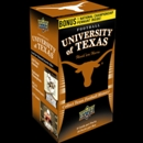 3x 2011 Upper Deck University of Texas Football 10-Pack Box