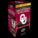 6x 2011 Upper Deck University of Oklahoma Football 10-Pack Box