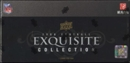 2008 Upper Deck Exquisite Football Hobby Box