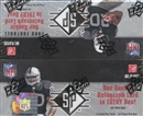 2008 Upper Deck SP Football Box