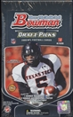 2009 Bowman Draft Picks Football Jumbo Box
