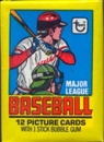 1979 Topps Baseball Wax Pack