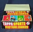 1985 Topps Baseball Rack Box