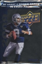 2009 Upper Deck Football Hobby Pack