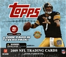2009 Topps Football Jumbo Box