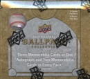 2009 Upper Deck Ballpark Collection Baseball Hobby Box