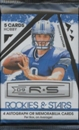 2009 Donruss Rookies & Stars Football Hobby Pack