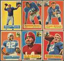 1956 Topps Football Complete Set (EX)
