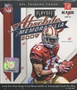 2009 Playoff Absolute Memorabilia Football Hobby Box